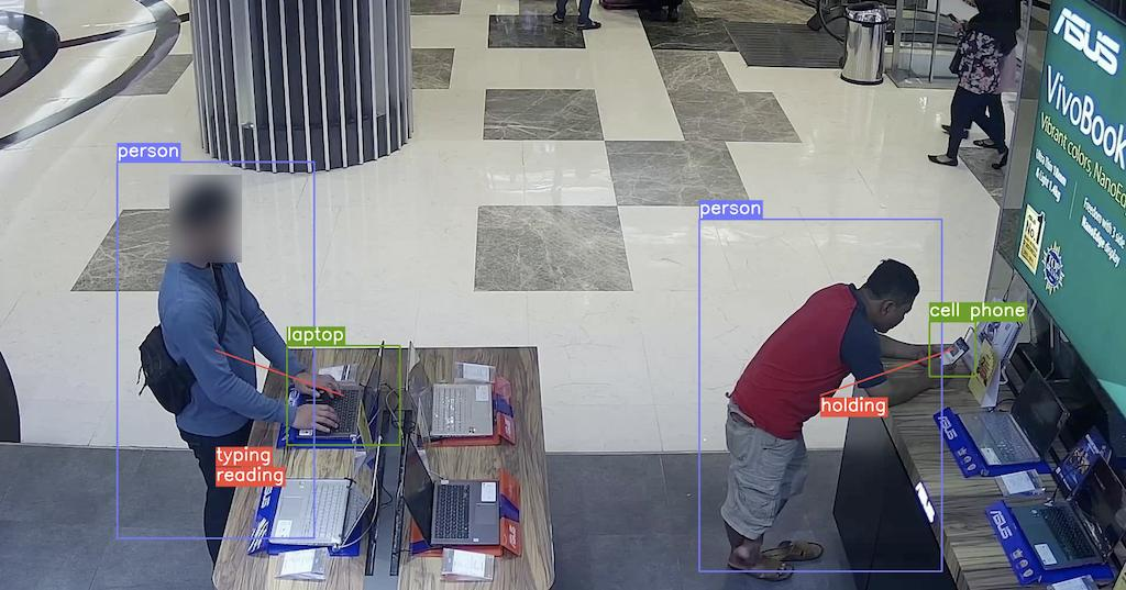 Computer vision helps ASUS retail outlets map out a detailed customer journey