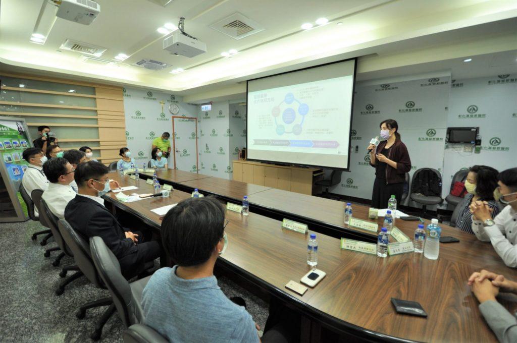 AICS 智慧醫療開發團隊報告合作專案
