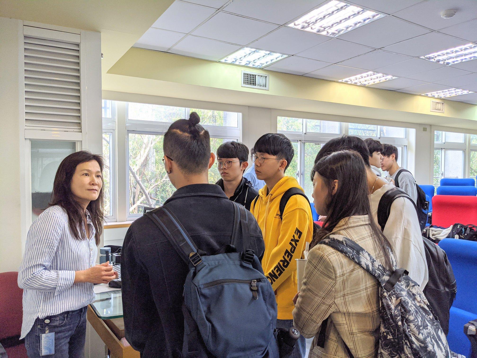 AICS Campus Tour 2019