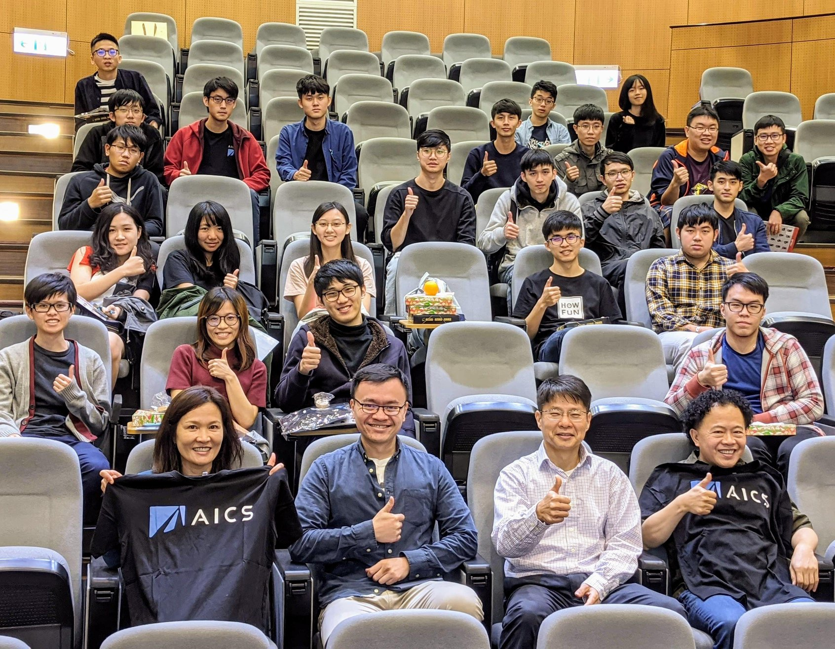 AICS Campus Tour 2019